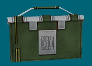 Locked Briefcase